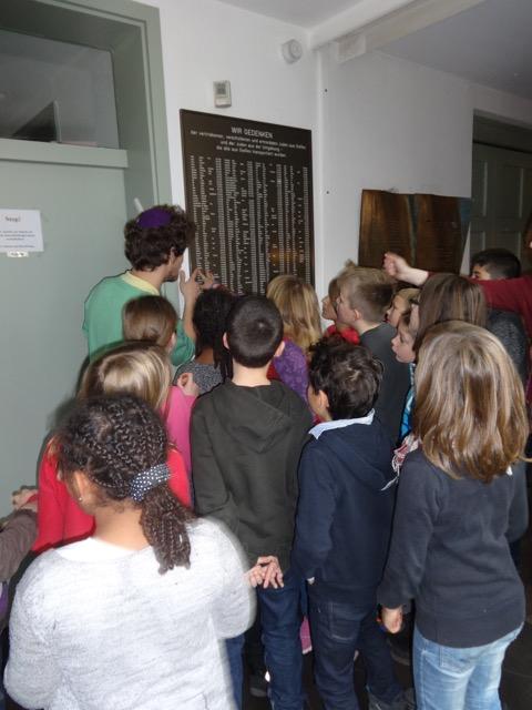 Synagogenbesuch Bild 2